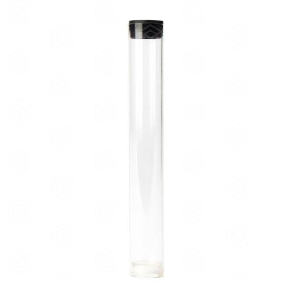 One Size Cap Cartridge Storage Tube - Black - Qty 500