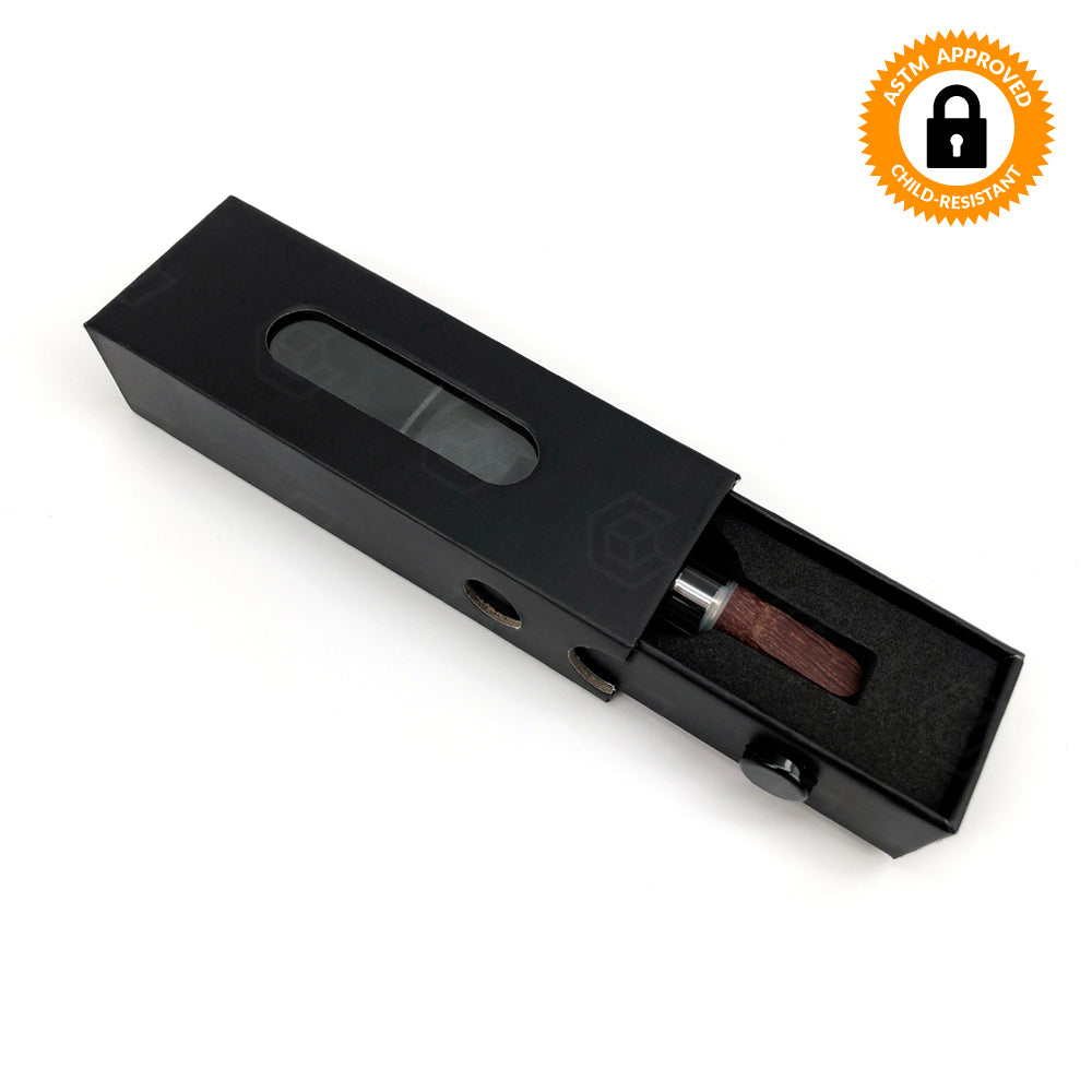 0.5ML Black CR Slide Box for Cartridge - Qty 100