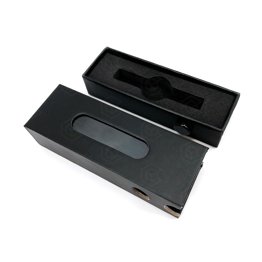 1.0ML Black CR Slide Box for Cartridge - Qty 100