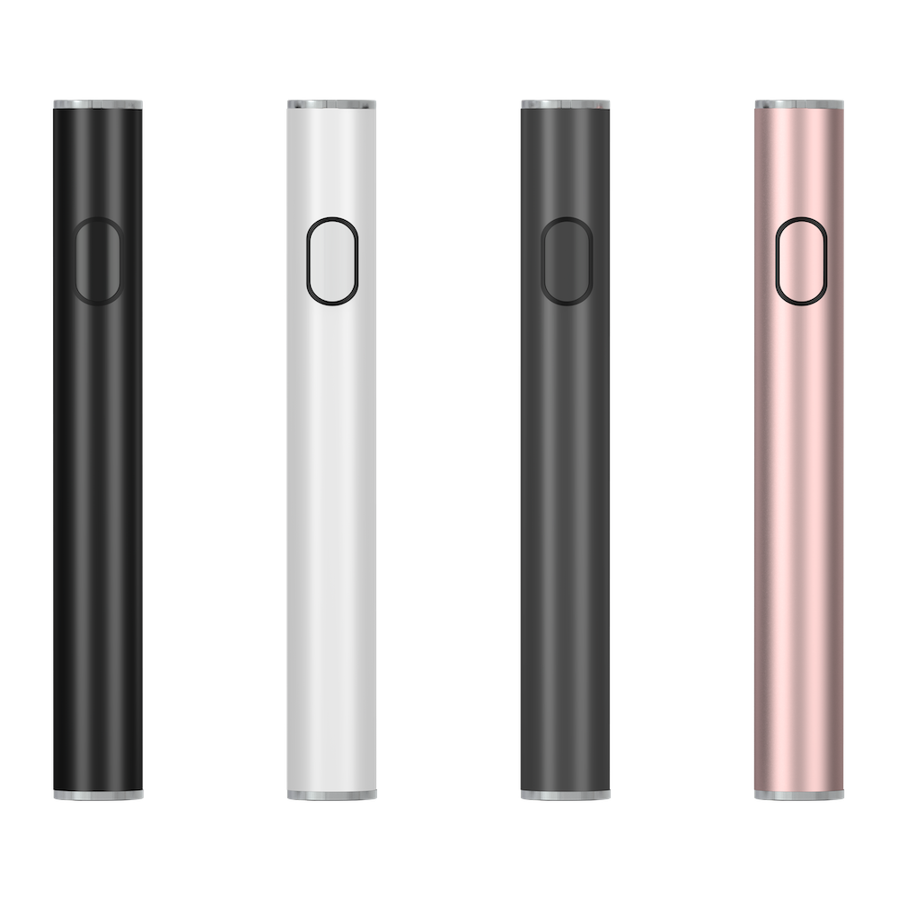 Verified® Nova 350mAh Variable Voltage Battery - Multiple Colours Available - Qty 25