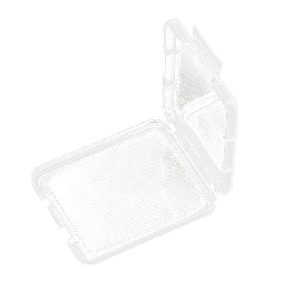 7mm Slim Shatter Container - Clear - Qty 200