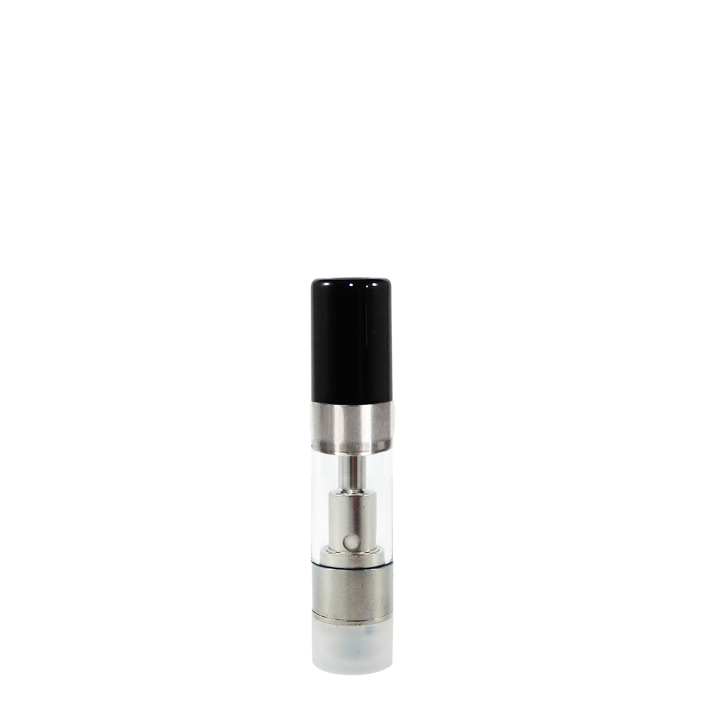 AVD ® Plastic Cartridge with Black Round Mouthpiece - Qty 100