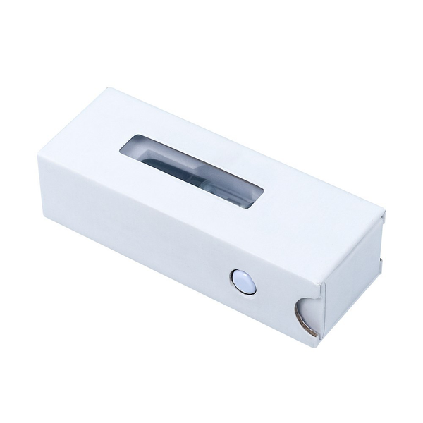 0.5ML White CR Slide Box for Cartridge - Qty 100