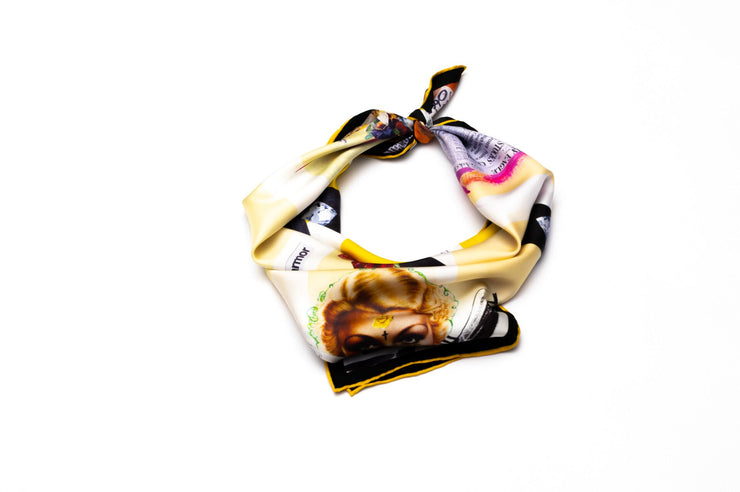 Beloved Armor Men's Silk Scarf