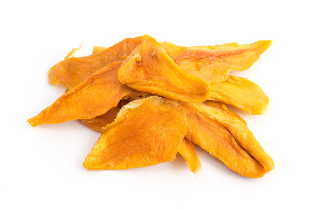 Organic. Dried Mango.