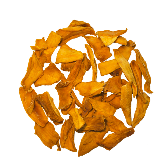 BULK Organic Dried Mango (Brooks Variety) - 500 G