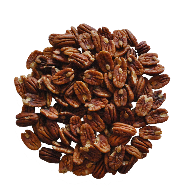 BULK Organic Dried Pecan Nuts - 500G