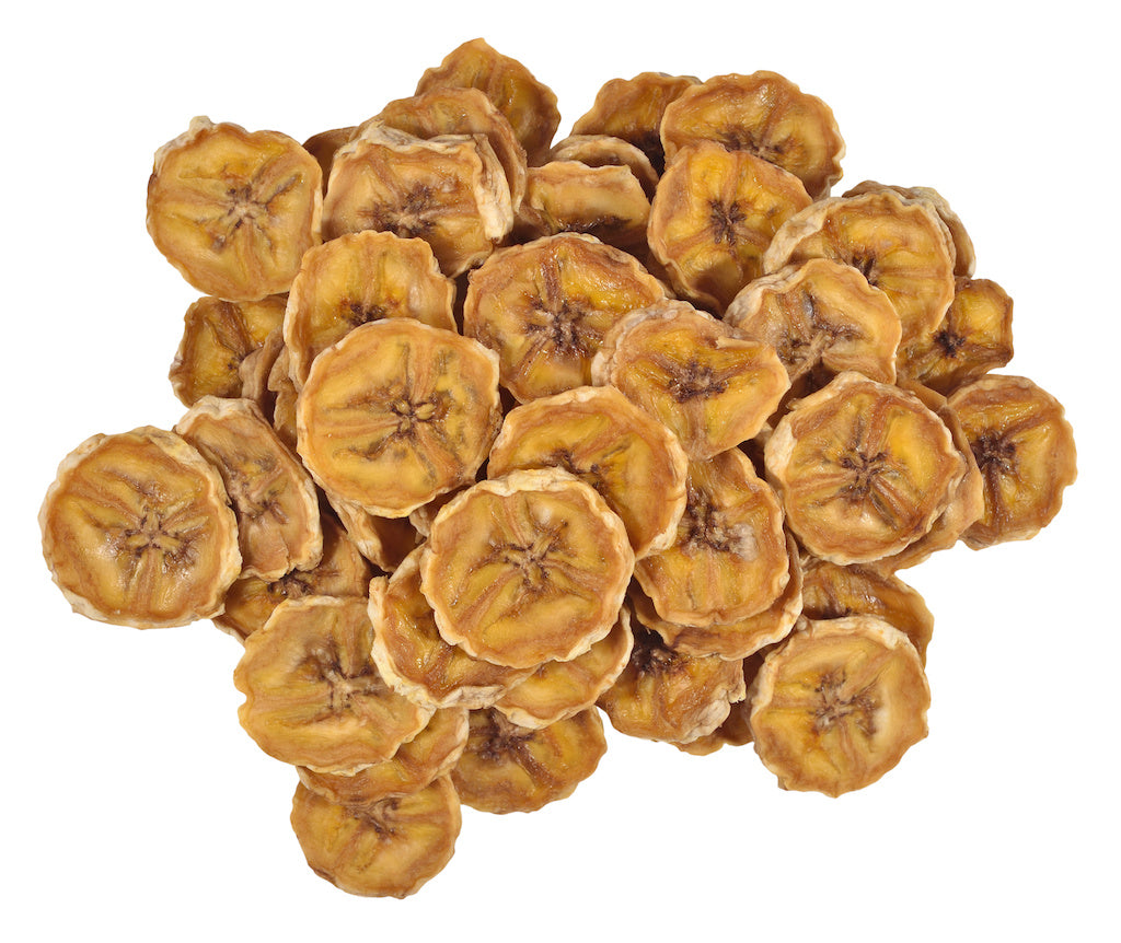 Organic Dried Banana (10*25g)
