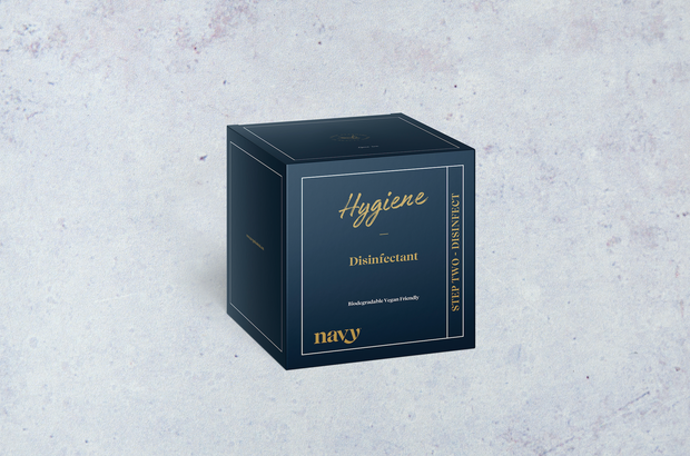 NEW Step 2 Navy Hygiene Box