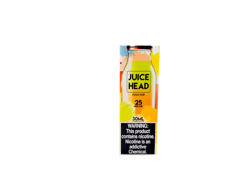 Juice Head Salt Peach Pear