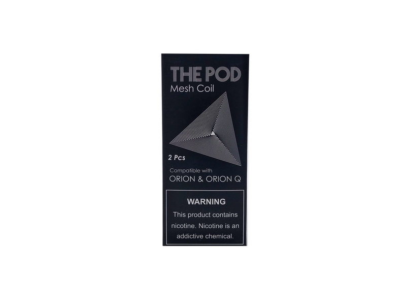 The Pod .3 Orion Compatible Pods