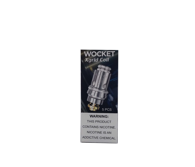 Snow Wolf Wocket X-Grid Coil