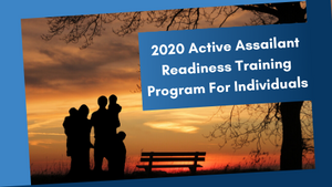 2020 Active Assailant Readiness Training Program For Individuals