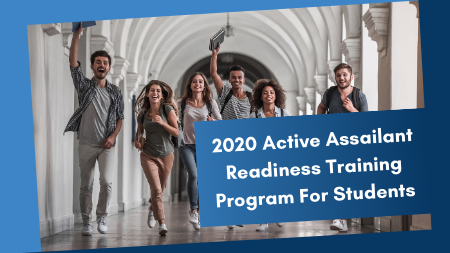 2020 School Active Assailant Readiness Training Program For Individual Students