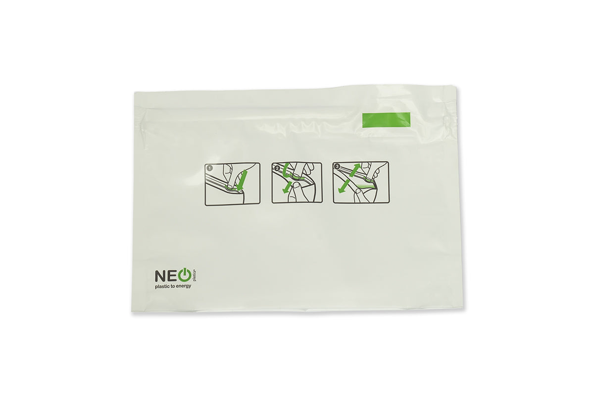 Quarter Ounce Child Resistant Thumb Release Bag (1000 QTY)