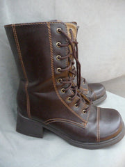 Brown Request Dress Boot