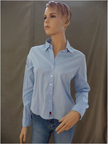 Tommy Jean Button Up Blouse