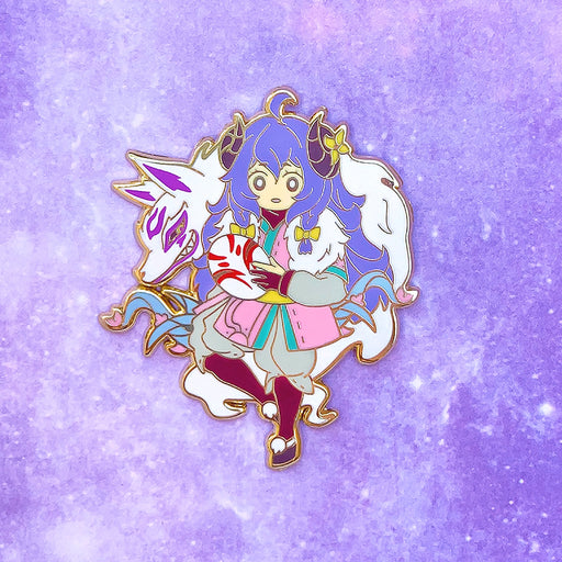 Kindred Spirit Blossom Pin
