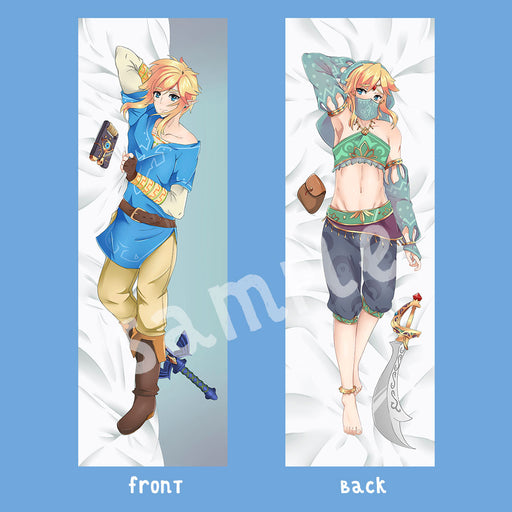 Link Body Pillow