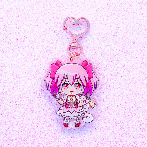 Soul Gem Magical Girl Acrylic Charm