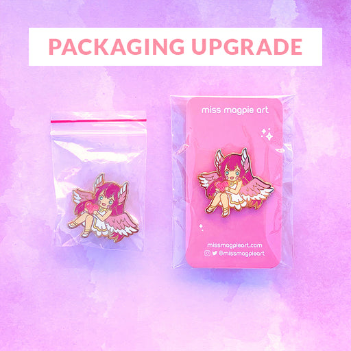 B & C Grade Pin Packaging UPGRADE