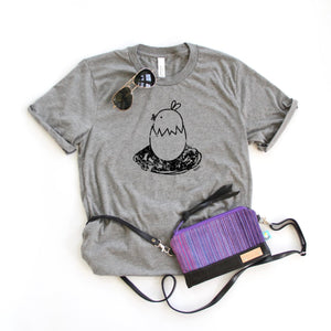 """Color My Own"" Toddler Meeyoo Shirt"