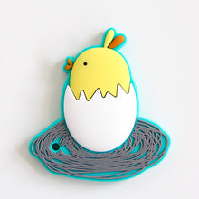 Load image into Gallery viewer, Meeyoo Chick Silicone Teether