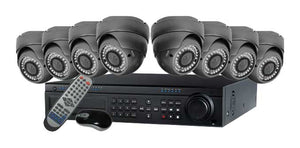 8 Camera Security System 1080p