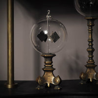 Small Radiometer On Brass Stand