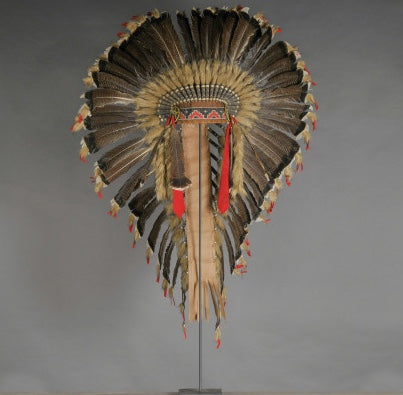 Large Sioux Headdress