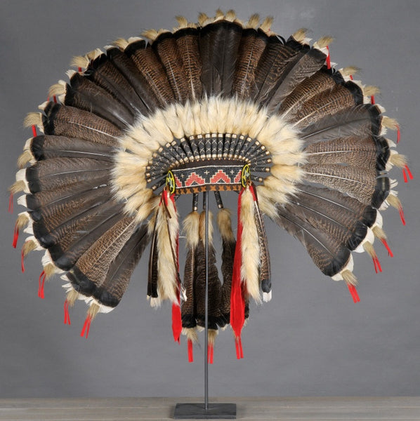 Small Sioux Indian Headdress