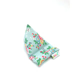 Pilola Techcushion Cath Kidston Pale Blue Floral Pillow Stand Holder Cushion