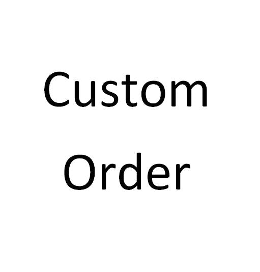 Custom Techcushion Order