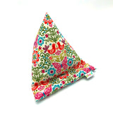 Pilola Techcushion Folklore Pattern Pillow Stand Holder Cushion