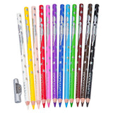 Top Model Basic Colouring 12 Pencil Set by Depesche