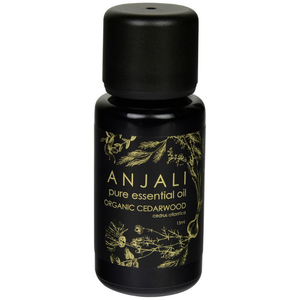 Anjali Cedarwood Organic Essential Oil