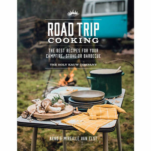 Road Trip Cooking Book by The Holy Kauw Company