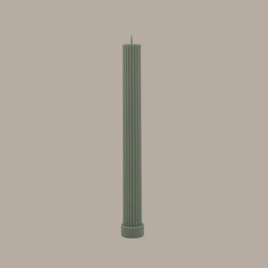 Black Blaze Column Pillar