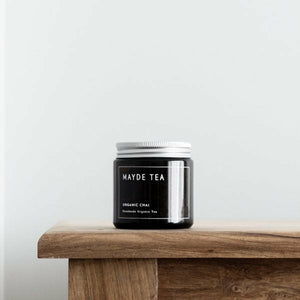 Mayde Tea Organic Chai Mini Jar