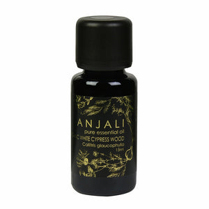Anjali White Cypress Wood Essential Oil