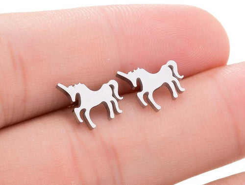 Spirit Guide Unicorn Earrings