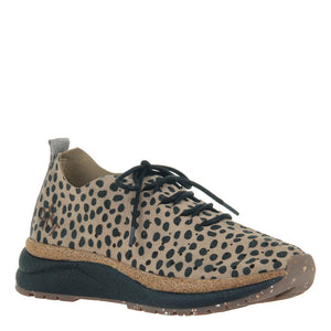 OTBT - ALSTEAD in CHEETAH PRINT Sneakers-East Coast She, South Carolina