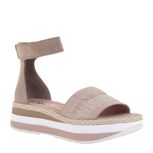 OTBT - CLEARWATER in ATMOSPHERE Wedge Sandals-East Coast She, South Carolina