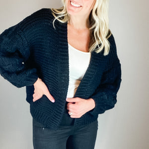 The Lillian Cardigan