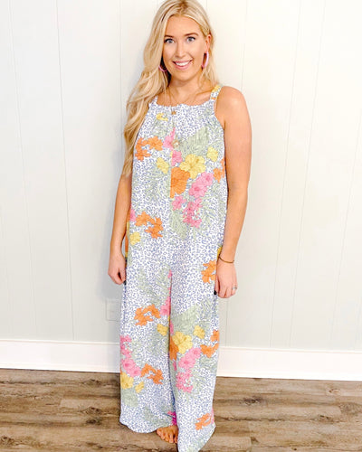 Tropical Jumpsuit-Find your perfect casual jumpsuits by searching our collection of women's jumpsuits online today! Shop trendy dresses, jumpsuits, tops, leggings and more. New items added daily. Dresses, jumpsuits, tops, leggings and more for girls.-East Coast She, South Carolina