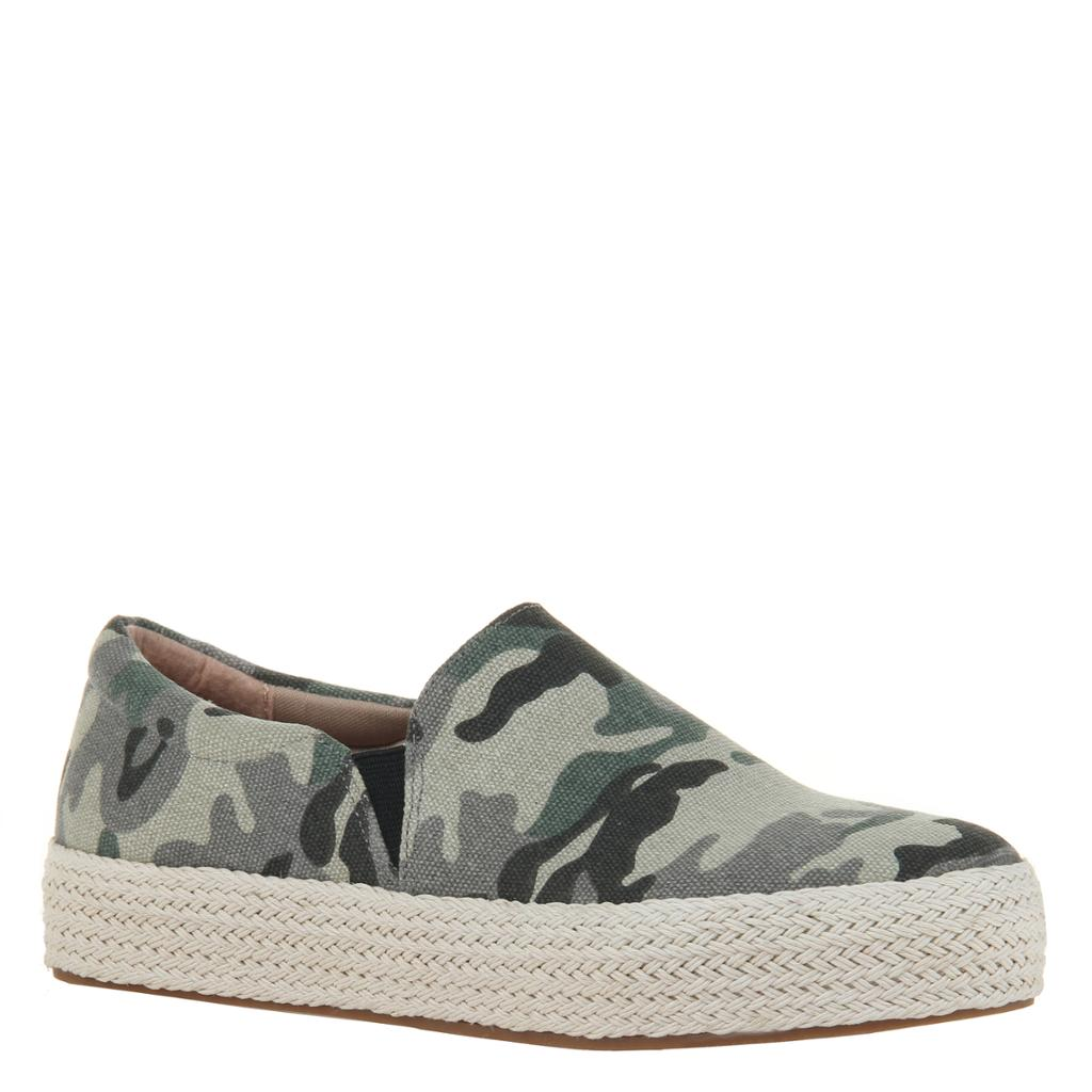 MADELINE GIRL - KILLA in CAMO Loafers-East Coast She, South Carolina