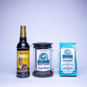 B.Y.O.B. Kit (Be Your Own Barista)
