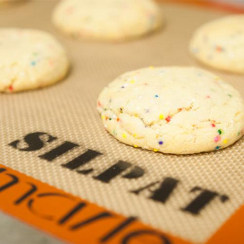 Silicone Cookie Baking Mat