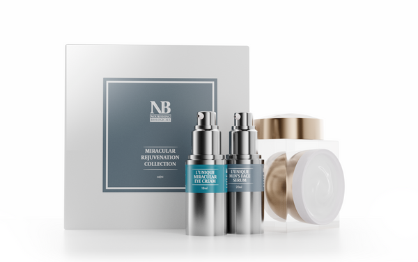 L'Unique Miracular Rejuvenation Collection for Men
