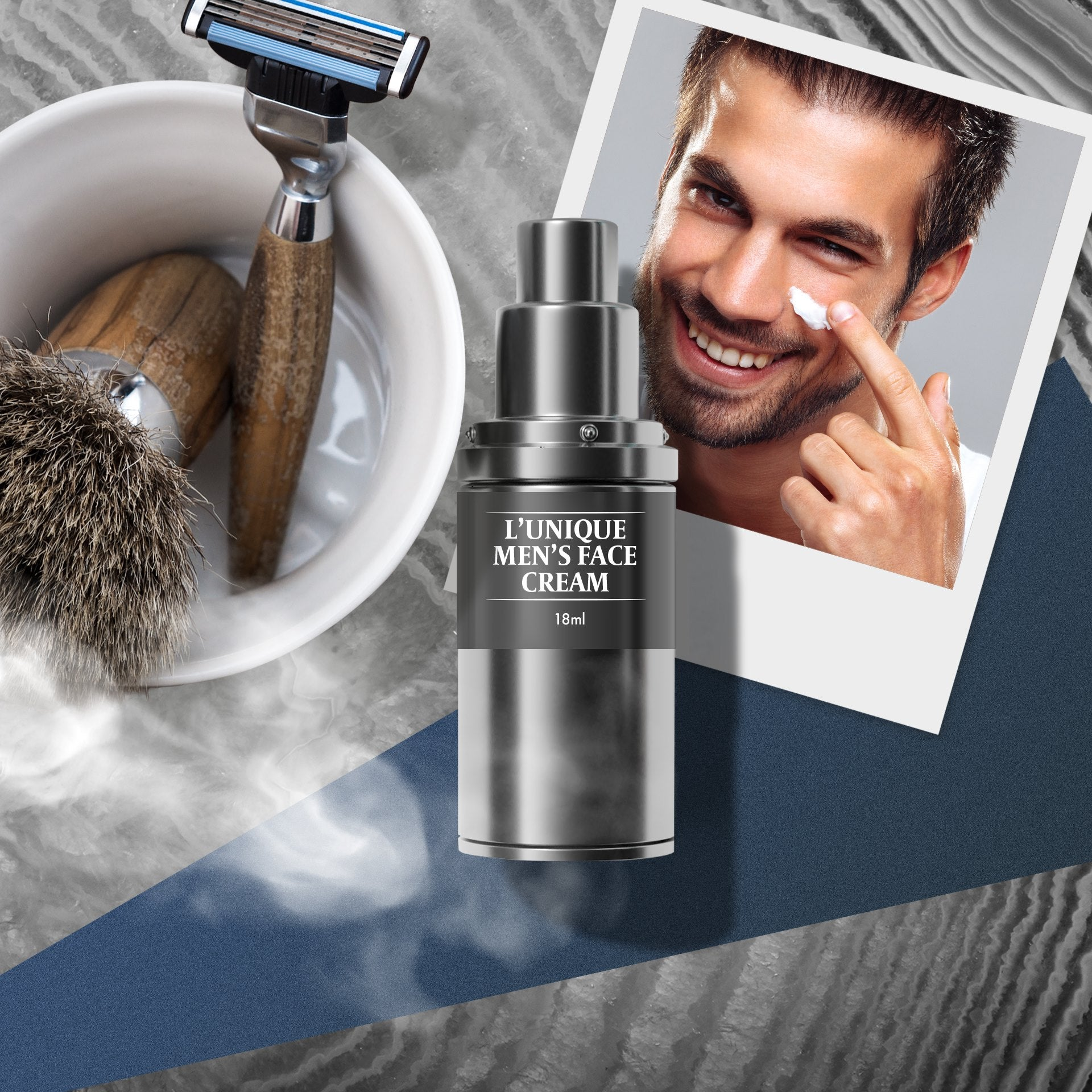 L'Unique Men's Face Serum